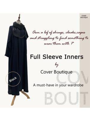 Full Sleeve Inner-Black
