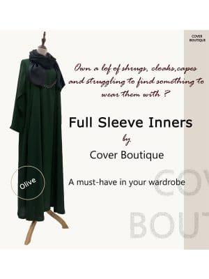 Full Sleeve Inner-Olive