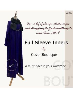 Full Sleeve Inner-Navy