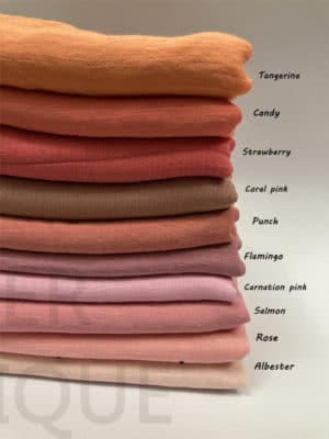 Cotton Hijabs (with stone)