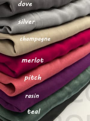 Silk Cotton Hijabs